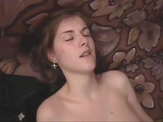 Секскастинг русской студентки