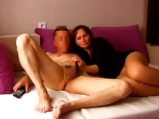 Горячий секс с врачихой