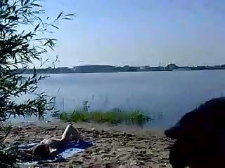 Большой член на нудийском пляже фото 76-301