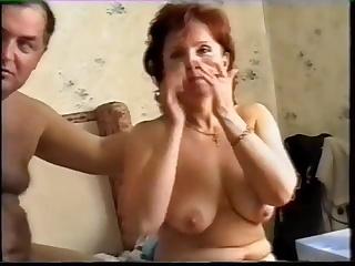 русский секис домашний